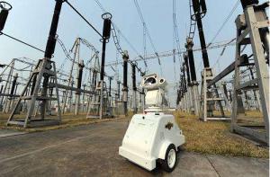 攀枝花火电厂电力机器人六氟化硫巡检气体模块*SF6信号输出