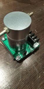 西安管廊机器人氨气探测传感器采集模块-机器人氨气检测输出信号模组