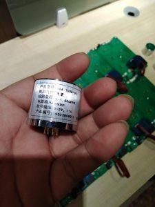 复合款检测大气模块专用臭氧传感器-臭氧监测模块Alphasense品牌
