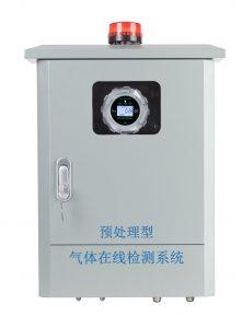 VOC在线监测系统在化工厂中的应用