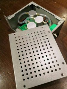 网格化大气监测模块盒用于监测大气废气排放超标