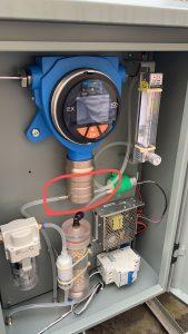 在线式硫醇报警器检测系统简介