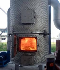 垃圾焚烧炉厂VOC超标预警系统