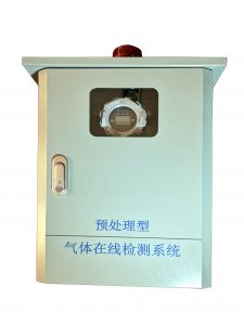 烟气排放TVOC在线监测预警系统