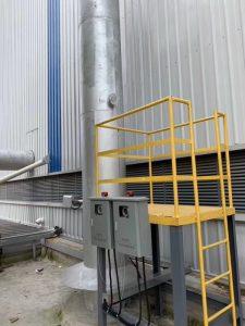 锅炉废气VOC超标预警系统