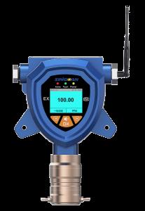 新疆油田定制型无线硫化氢气体报警器上传硫化氢报警平台