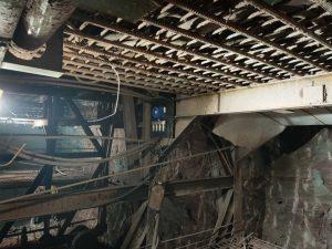 地铁坑道内在线式四合一气体报警器-深国安管廊气体四合一在线监测仪