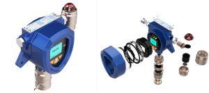 高精准氮氧化物气体侦测器-可无线传输氮氧化物检测报警平台