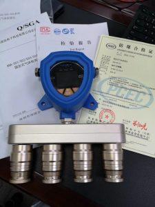 深国安在线式多气体监测仪的应用和选型