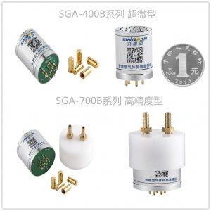 山东种植大棚co2浓度传感器的用法