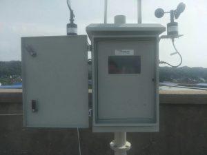 甘肃电化学法网格化微型空气站带环保认证出货
