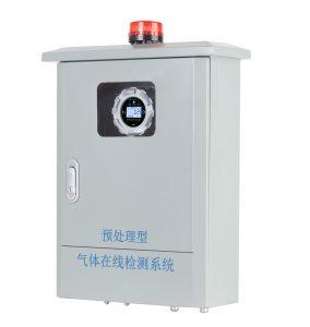 带除尘除湿的一氧化碳在线监测系统烟道净化后CO废气监测