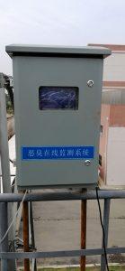 北京污水源恶臭环境监测系统电子鼻臭味检测原理
