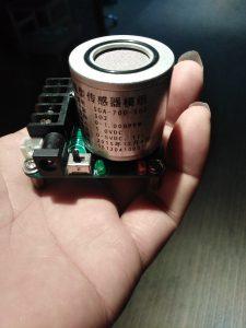 山西坑道机器人专用输出数字信号甲烷气体传感器模块
