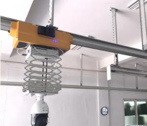 北京轨道智能巡检机器人专用甲烷传感器模块CH4气体巡视模块